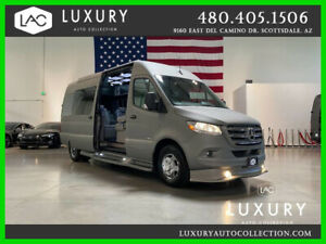 2020 Mercedes-Benz Sprinter Midwest Automotive Designs Business Class 2020 Midwest Automotive Designs Business Class STD in Matte Magna Gray Ultimate