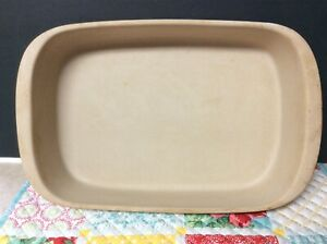 The Pampered Chef Family Heritage Stoneware Baking / Casserole Dish - Lasagna