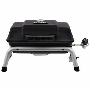 Portable 1-Burner Propane Gas Grill BBQ Cooking Outdoor