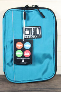 Bagsmart Travel Cable Organizer Electronic Accessories NEW with TAG $12.00