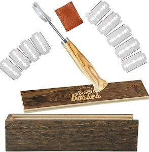 Bread Bakers Lame Slashing Tool - Dough Making Slasher Tool Cutter with Box New