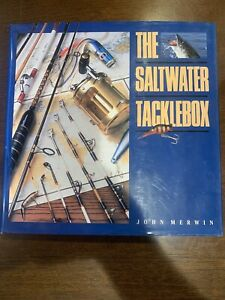 The Saltwater Tacklebox Hardcover By John Merwin