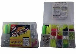New Leland Crappie Magnet Best of the Best Fishing Kit