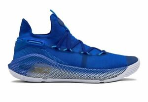 RARE!! Curry 6, Blue Men's Basketball Shoes. BRAND NEW, Size 10. Under Armour. $149.95