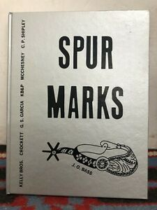SPUR MARKS BOOK