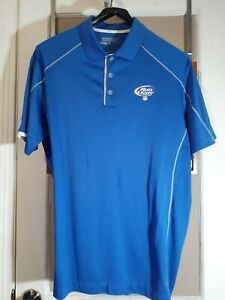 Men's Nike Golf NFL Bud Light dri Fit Polo Shirt Size XL $19.99