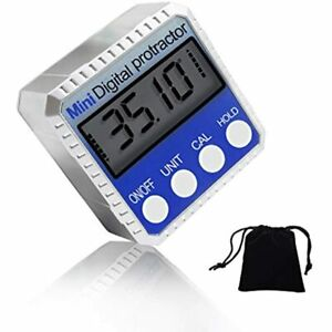 Digital Electronic Level And Angle Finder Gauge Protractor Inclinometer Precise $34.23