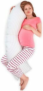 Pregnancy Pillow Full Body Pillow for Maternity amp; Pregnant Women Utopia Bedding
