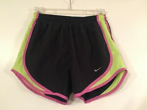 NIKE DRY FIT, Girls Lined Athletic Shorts Sz XS , VERY GOOD COND, FREE SHIP $8.99