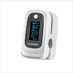 New FDA CE certified Finger Pulse Blood oximeter Heart Rate Monitor $14.99