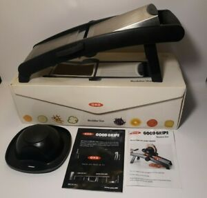 OXO Good Grips Chef's Mandoline Slicer Good Condition Original Box