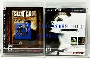 Silent Hill HD Collection Homecoming PS3 Brand New Factory Sealed