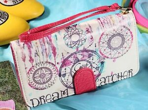 Authentic Nicole Lee Wallet Wristlet Romanticist Dream Catcher Bifold $62.99 NWT