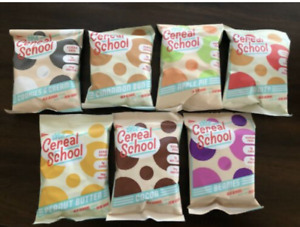 Cereal School Sampler 7 flavors!*TRY THEM ALL* Keto, Low Carb Schoolyard Snacks
