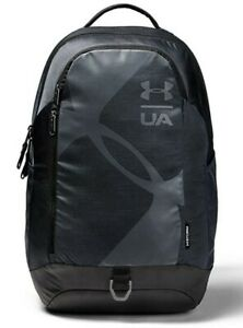 《NEW》Under Armour Big Graphic Front Boys Backpack, Men Backpack, Stealth Gray $62.99