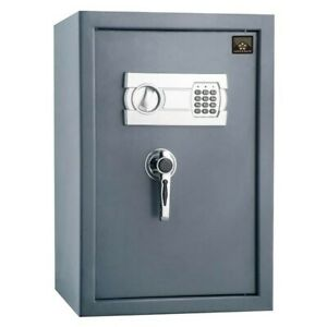 *FREE SHIPPING* Large Home Office Sentry Safe Electronic Lock Box Security Steel