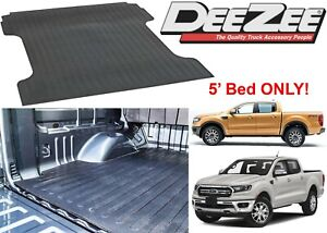 Dee Zee DZ87017 Heavy Duty Bed Mat For 2019 Ford Ranger 5#x27; Bed New Free Ship