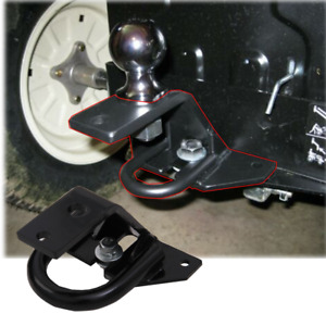 Universal Lawn Garden Tractor Hitch With A 1 2 Inch Tow Loop New $28.99