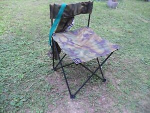 Camping Chairs Portable Camouflage CHAIR for Fishing Hunting Heavy Duty Set of 2