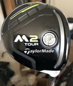 New TaylorMade 2017 M2 Tour Issue 3 Fairway Wood 15 Degrees Extra Stiff RH