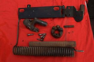 1902 Singer Sewing Machine Treadle Sewing Machine Cabinet LIFT Spring assembly $12.50