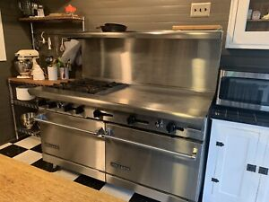 American Range Professional Stove With Griddle LOCAL ONLY