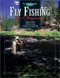 Fly Fishing for Beginners by Chris Hansen