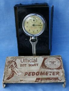Official Boy Scout Pedometer with Instructions