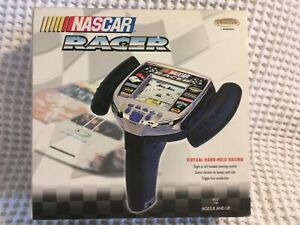 Radica NASCAR Racer Virtual Hand Held Racing Electronic Video Game  $16.60