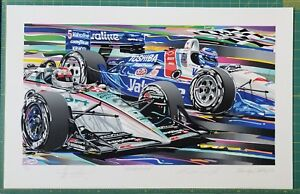 CHAMPIONSHIP Limited Edition Serigraph by Randy Owens $425.00