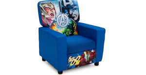 The Avengers Upholstered High Back Chair New box Free Shipping