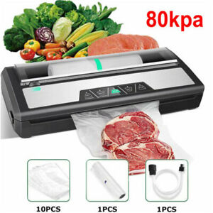 Commercial Vacuum Sealer Machine Seal a Meal Food Saver System With Free Bags $52.99