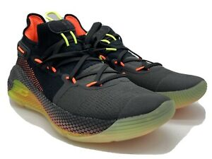 Under Armour Curry 6 UA Oakland Fox Theater Basketball Shoes 3020612 004 Sz 8 13 $109.99