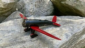 Vintage Ca 1920s 30s Wooden Airplane Model $285.00