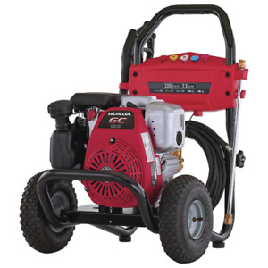 Murray 3300 PSI 2.3 GPM Gas Pressure Washer with Honda Engine $319.99