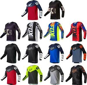 Fox Racing 180 Jersey MX Motocross Dirt Bike Off Road MTB ATV Mens Gear $35.95