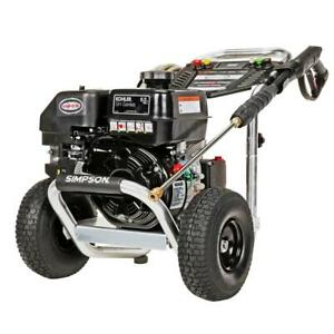 Simpson Aluminum 3200 PSI 2.5 GPM Gas Pressure Washer with Kohler Engine $299.99