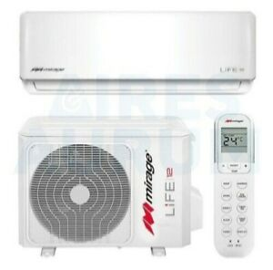 12000 BTU Ductless Air Conditioner Cold and hot Mini Split 220V or 110V 1 Ton