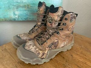 Red Wing Irish Setter Camo ScentBan UltraDry Hunt Hunting Boots Size 10.5