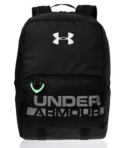 《NEW》Under Armour Boys Armour Select Backpack Black White $29.94