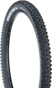 Maxxis Minion DHR II Tire 26 X 2.3 60Tpi Tubeless Folding Black Dual EXO Casing $52.00
