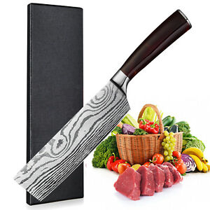 6.5 Inch Boning Knife Damascus pattern Steel Chef#x27;s Cooking Tool Fillet Knife