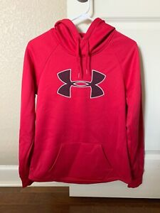 Women Small Dark Pink Under Armour Hoodie. New Without Tag. $15.00