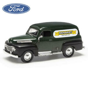 Classic Die Cast 1948 Ford MENARDS Panel Delivery Truck 1:48 Scale NEW