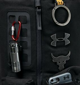 UA X Under Armour Project The Rock DJ 60 Duffel Bag Backpack 1345663 001 new $99.97