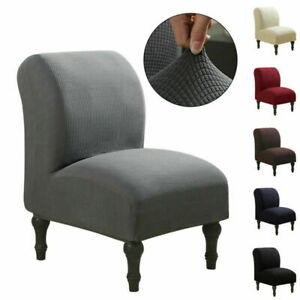Stretch Slipper Chair Slipcovers Armless Protector Furniture Covers US Stock New $21.09