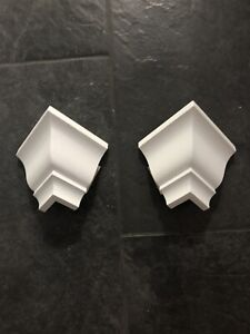 "Crown Molding Outside Corners For 4 5 8"" Transition 2pack $19.99"