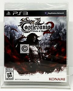 Castlevania: Lords of Shadow 2 PS3 Brand new Factory Sealed $34.99
