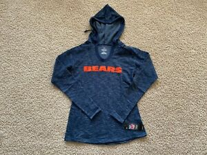 Majestic Women#x27;s Chicago Bears hoodie