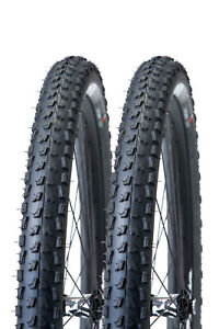 Pair of Vittoria Goma TNT 26 x 2.4 MTB Bike Tire Folding Tubeless 1000g $59.95